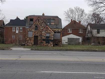 Residential Property for sale in 4225 W DAVISON, Detroit, MI, 48238