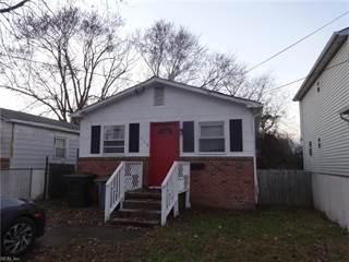 Single Family for sale in 712 Langley Avenue, Hampton, VA, 23669