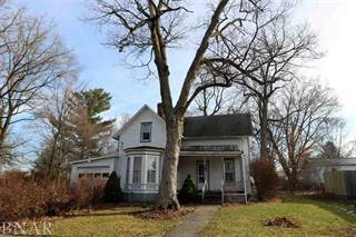 Single Family for sale in 201 S Madison, Saybrook, IL, 61770