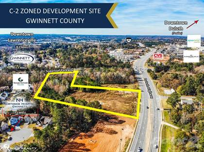 Other Real Estate for sale in 1760-1768 Duluth Highway, Lawrenceville, GA, 30043
