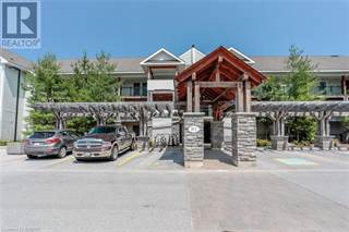 Condo for sale in 1 BRANDY LANE DRIVE , Collingwood, Ontario, L9Y0X4