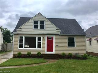 Single Family for sale in 419 Beechwood Dr, Willowick, OH, 44095