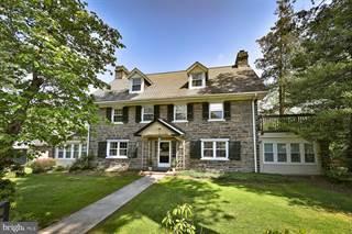 Single Family for sale in 6401 WISSAHICKON AVENUE, Philadelphia, PA, 19119