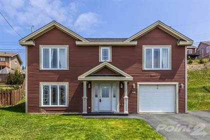 Residential Property for sale in 16 Zircon Place, Conception Bay South, Newfoundland and Labrador, A1W 3K7
