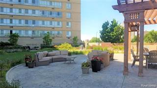 Condo for sale in 8900 E Jefferson Ave 727, Detroit, MI, 48214
