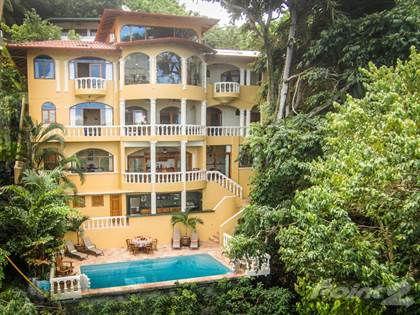 Residential Property for sale in Incredible ocean views. 6 Bedrooms/7 bathrooms. Located in the Heart of Manuel Antonio., Manuel Antonio, Puntarenas