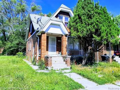 Residential Property for sale in 15783 OHIO Street, Detroit, MI, 48238