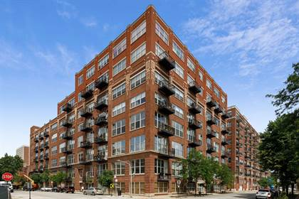 Residential Property for sale in 1500 West Monroe Street 727, Chicago, IL, 60607