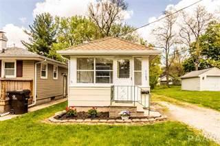 Single Family for rent in 1105 E MELBOURNE Avenue, Peoria, IL, 61603