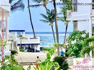 Condo for sale in BEACH ON YOUR DOORSTEP WITH THIS HOT SPOT BEACHFRONT CONDO AT CABARETE'S KITE BEACH, Cabarete, Puerto Plata