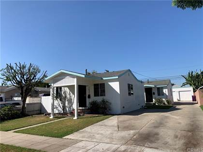 Multifamily for sale in 1635 E 53rd Street, Long Beach, CA, 90805