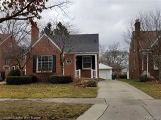 Single Family for rent in 1992 HAWTHORNE Road, Grosse Pointe Woods, MI, 48236