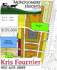 Land for sale in 6 Unit - Lots MacWilliams Road, Charlottetown, Prince Edward Island