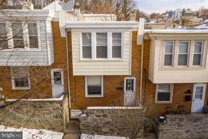 Residential Property for sale in 4609 MANSION STREET, Philadelphia, PA, 19127