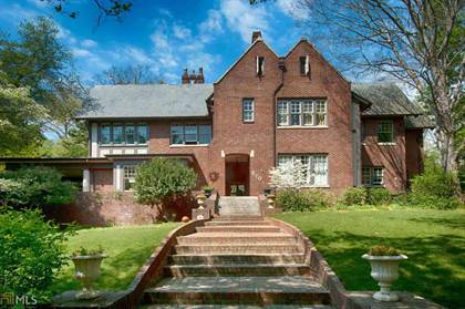 Residential Property for sale in 870 Lullwater Rd, Atlanta, GA, 30307