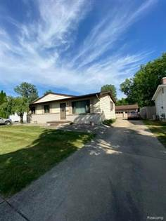 Residential Property for sale in 5179 Winshall Drive, Swartz Creek, MI, 48473