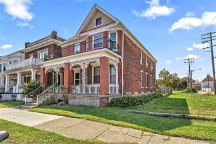 Multifamily for sale in 1737 CAVALRY Street, Detroit, MI, 48209