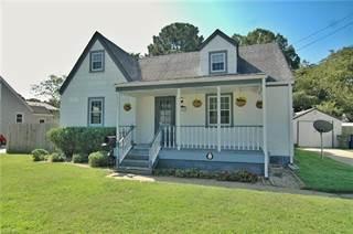 Single Family for rent in 2529 Bruce Street, Norfolk, VA, 23513