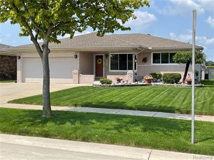 Residential Property for sale in 35837 MARINA DR, Sterling Heights, MI, 48312