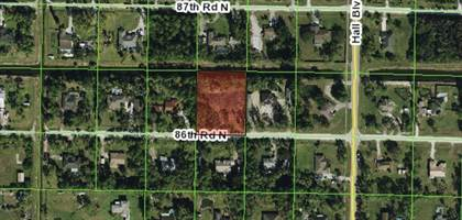 Lots And Land for sale in 15127 86th Road N, Loxahatchee, FL, 33470