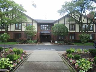 Condo for sale in 1750 Vernier 24, Grosse Pointe Woods, MI, 48236