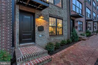 Townhouse for sale in 3605 FLEET STREET, Baltimore City, MD, 21224