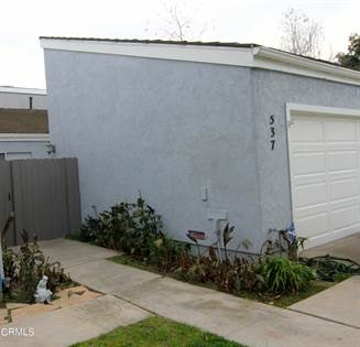 Residential Property for sale in 537 Broderick Way, Port Hueneme, CA, 93041