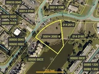 Land for sale in 1176 Lake Mcgregor DR, Fort Myers, FL, 33919