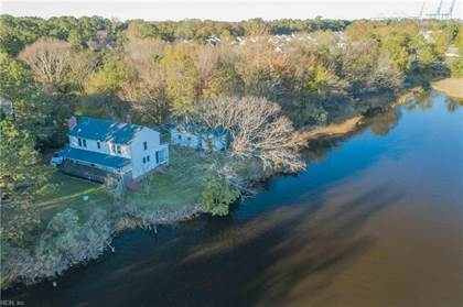 Residential Property for sale in 1405 Marsh Wren Circle, Portsmouth, VA, 23703