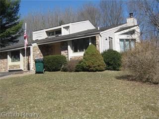 Single Family for sale in 4247 BRANDON Drive, Oceola, MI, 48843