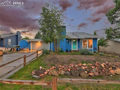Residential Property for sale in 3291 Teardrop Circle, Colorado Springs, CO, 80917