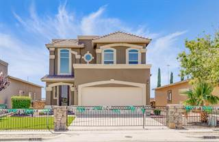 Residential Property for sale in 12444 CHAMBERLAIN Drive, El Paso, TX, 79928