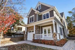 Single Family for sale in 4831 LITTLE FALLS ROAD, Arlington, VA, 22207