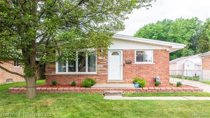 Residential Property for sale in 964 EASLEY Drive, Westland, MI, 48186