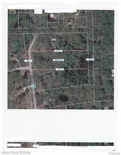 Lots And Land for sale in VL High Meadows Dr., Brandon Township, MI, 48462