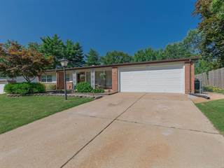 Single Family for sale in 1565 Ascot Terrace, Florissant, MO, 63033