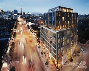 Condo for sale in UOVO Boutique Residences, Toronto, Ontario