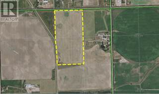Farm And Agriculture for sale in On Range Road 21-0, Lethbridge, Alberta