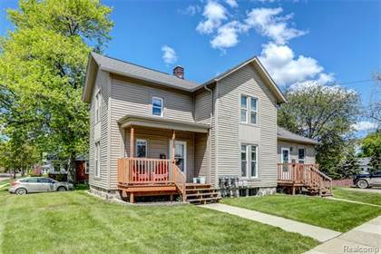 Residential Property for sale in 486 Hamilton Street, Plymouth, MI, 48170