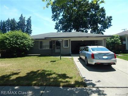 Residential for sale in 5646 MCMILLAN Street, Dearborn Heights, MI, 48127