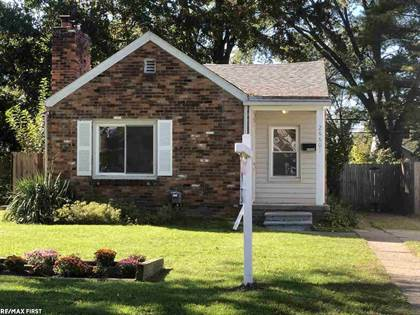 Residential Property for sale in 26601 Hampden, Madison Heights, MI, 48071