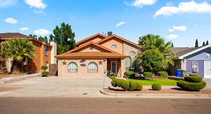 Residential for sale in 2428 ALAN DUNCAN Lane, El Paso, TX, 79936