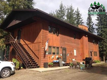 Multifamily for sale in 4464 CONDOR COURT, Fairbanks, AK, 99709