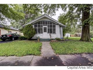 Single Family for sale in 107 Edison Ave., Kincaid, IL, 62540