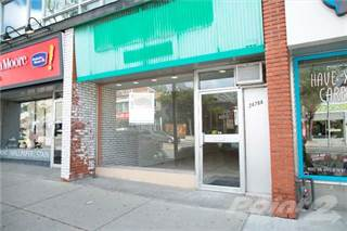 Comm/Ind for rent in 2479 Bloor St W, Toronto, Ontario