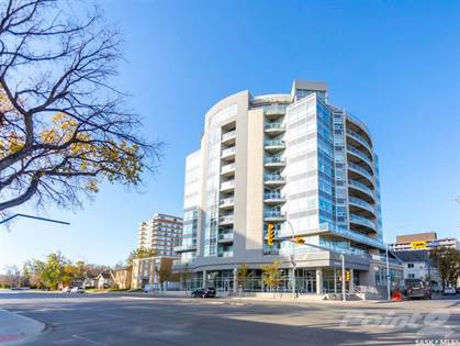 Condominium for sale in 2300 Broad STREET 1004, Regina, Saskatchewan, S4P 1Y8
