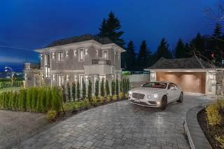 Single Family for sale in 1705 PALMERSTON AVENUE, West Vancouver, British Columbia, V7V2V1