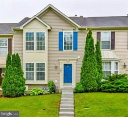 Townhouse for sale in 308 RED HAVEN COURT, Joppatowne, MD, 21085