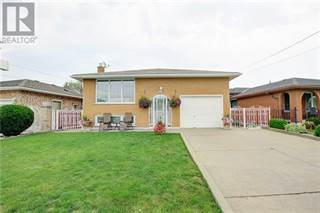 Single Family for sale in 63 FLORA DR, Hamilton, Ontario