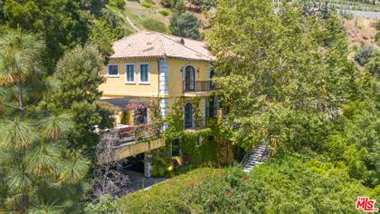 Residential Property for sale in 1246 LAGO VISTA DR, Beverly Hills, CA, 90210
